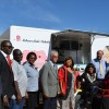 Meatco Foundation donates fully equipped food trailer to Lebensschule in Rehoboth